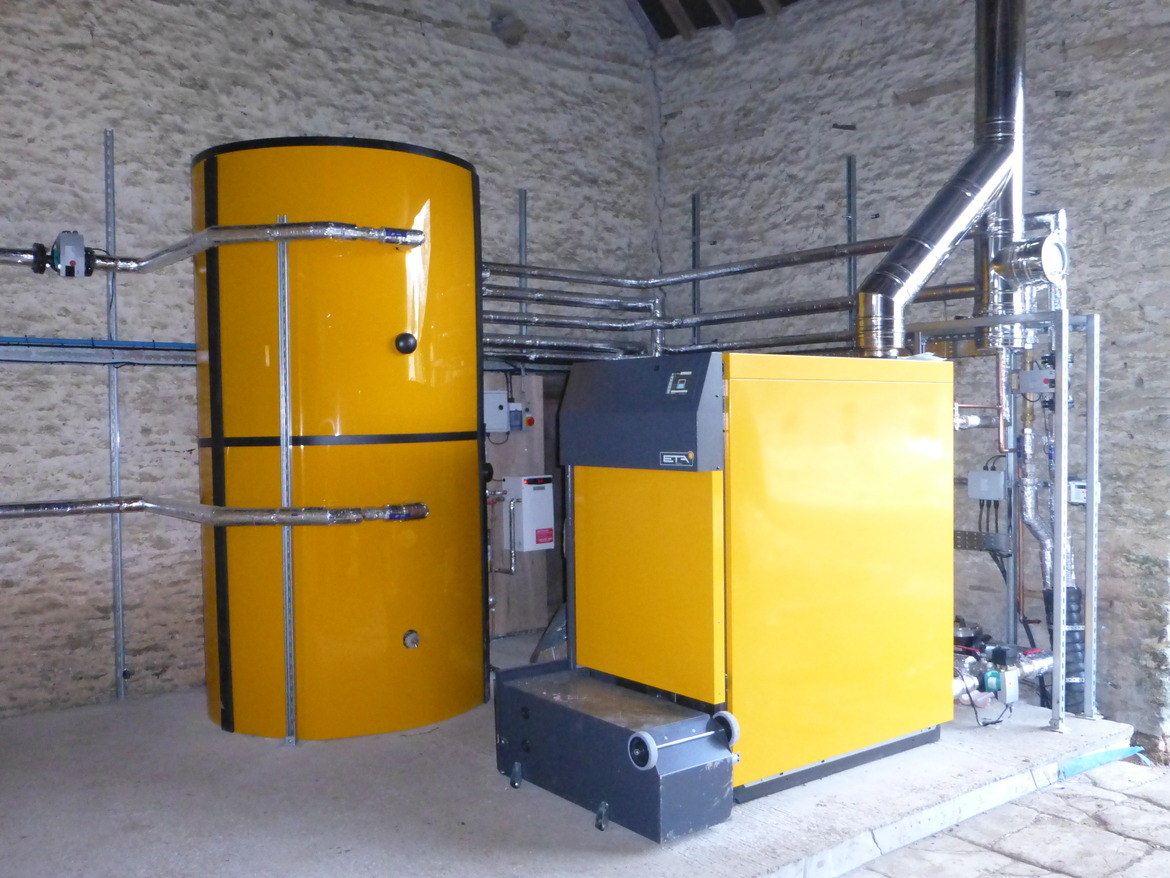 Biomass boiler for district heating yorkshire