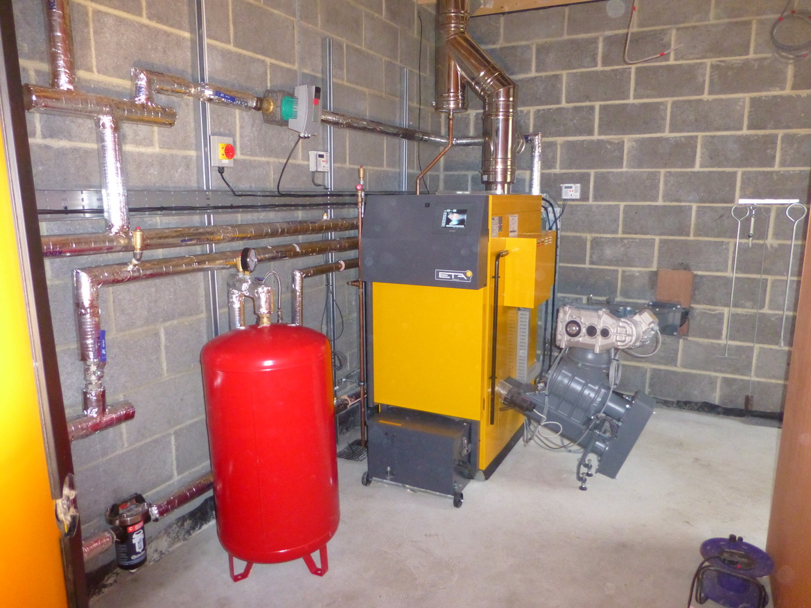 woodchip biomass boiler installers in yorkshire